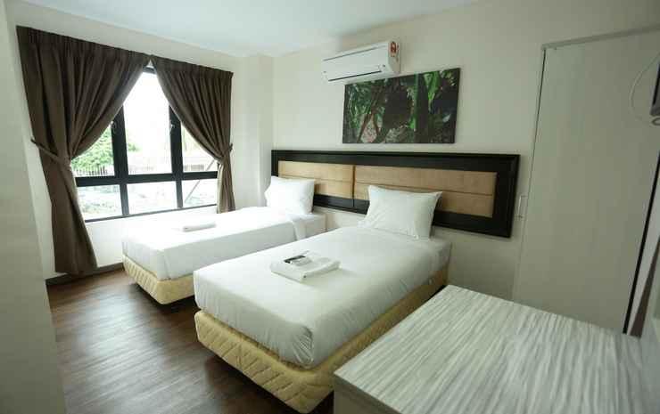 Yeob Bay Hotel Kuala Lumpur - Standard Twin