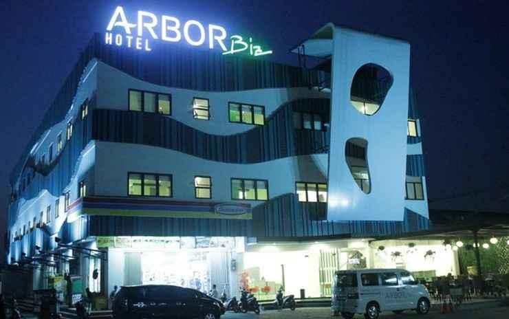 EXTERIOR_BUILDING Arbor Biz Hotel Makassar