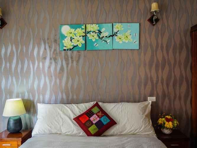 BEDROOM Hoang Ngan Serviced Apartment