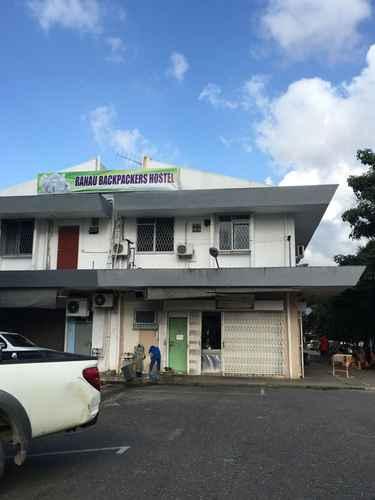 EXTERIOR_BUILDING Ranau Backpackers Hostel