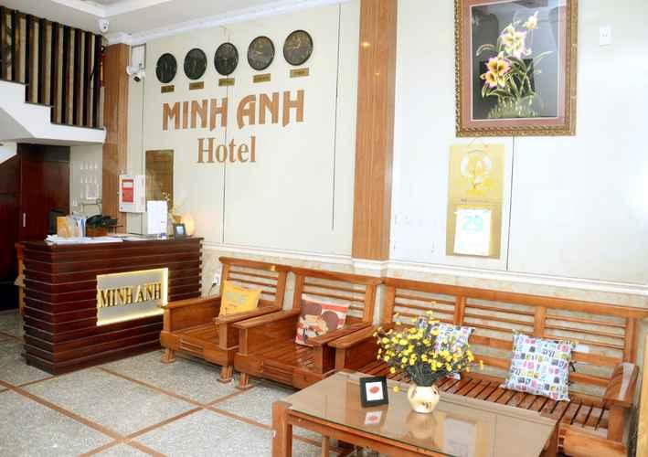 LOBBY Khách sạn Minh Anh