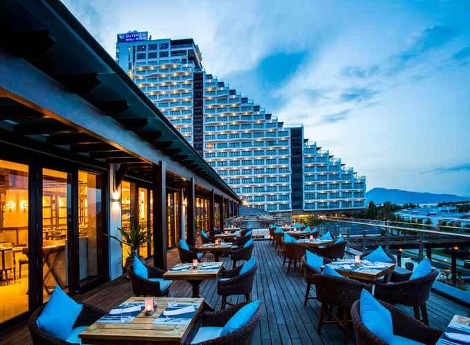 EXTERIOR_BUILDING Duyên Hà Resort Cam Ranh