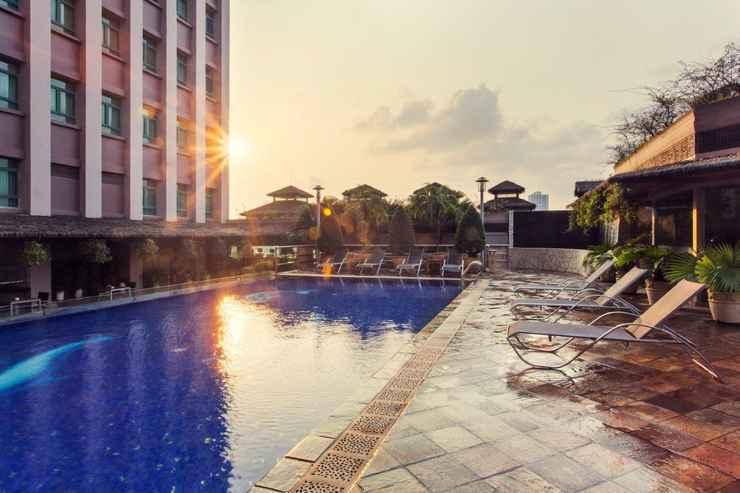 SWIMMING_POOL Fortuna Hotel Hanoi