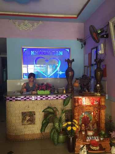 LOBBY Khách sạn Lê Vy