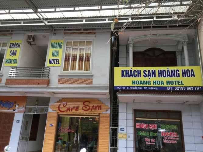 EXTERIOR_BUILDING Khách sạn Hoàng Hoa