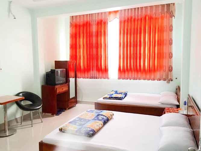 BEDROOM Khách sạn Duy Quang Bảo Lộc