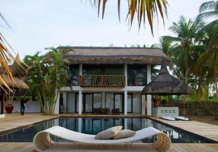EXTERIOR_BUILDING Ananyana Beach Resort and Spa