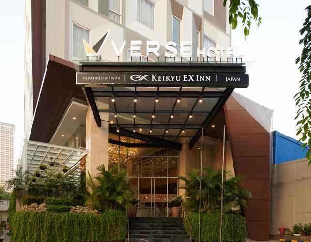 EXTERIOR_BUILDING Verse Luxe Hotel Wahid hasyim