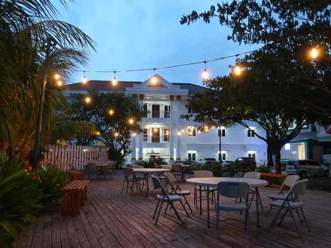 EXTERIOR_BUILDING G Hotel Syariah Bandar Lampung