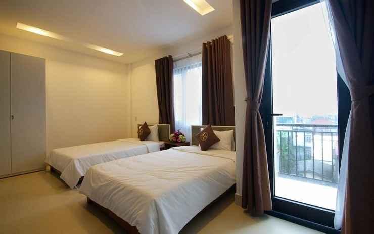 BEDROOM Poetic Hue Hotel