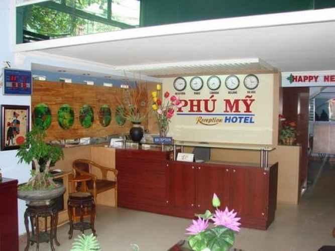 LOBBY Khách sạn Phú Mỹ