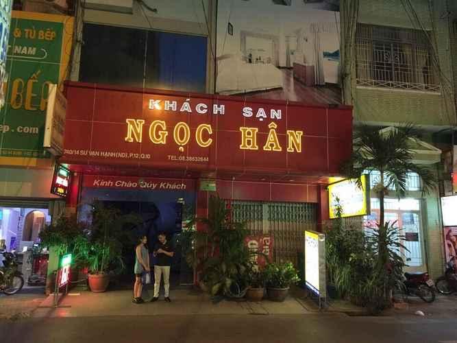 EXTERIOR_BUILDING Ngoc Han Hotel