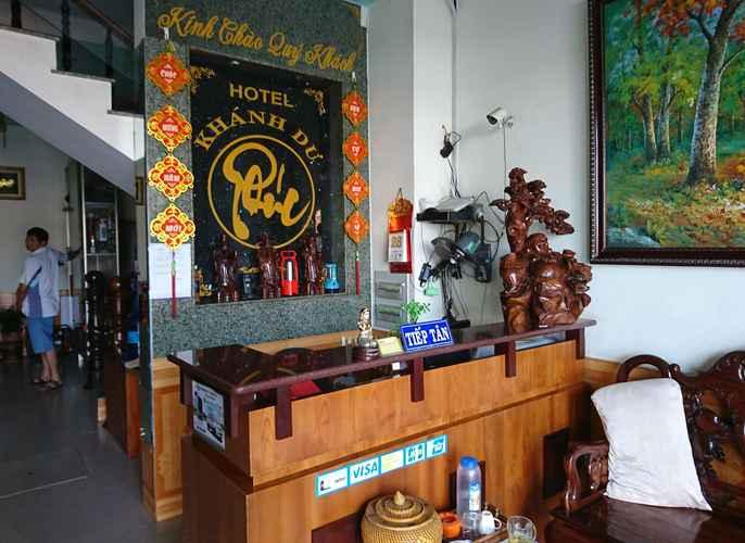 LOBBY Khách sạn Khánh Dư