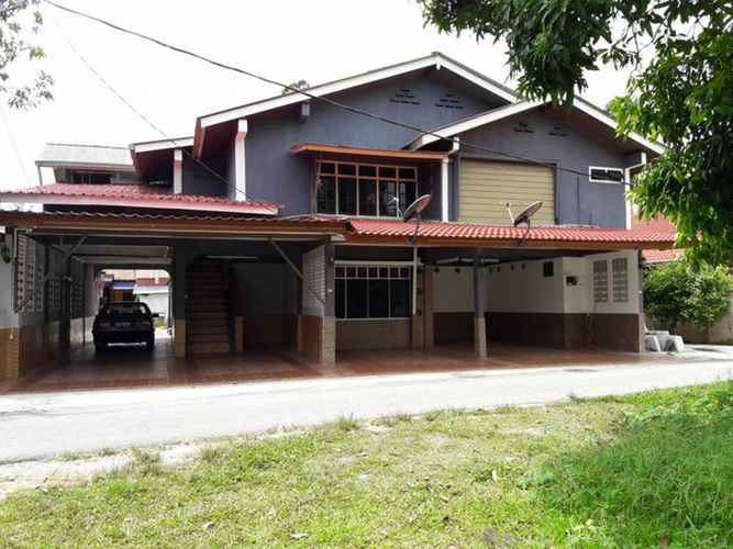 EXTERIOR_BUILDING Nur Muslim 1 Homestay @ Lorong Surau Kota