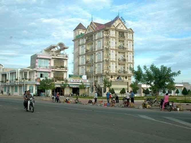 EXTERIOR_BUILDING Khách sạn Hồ Phong