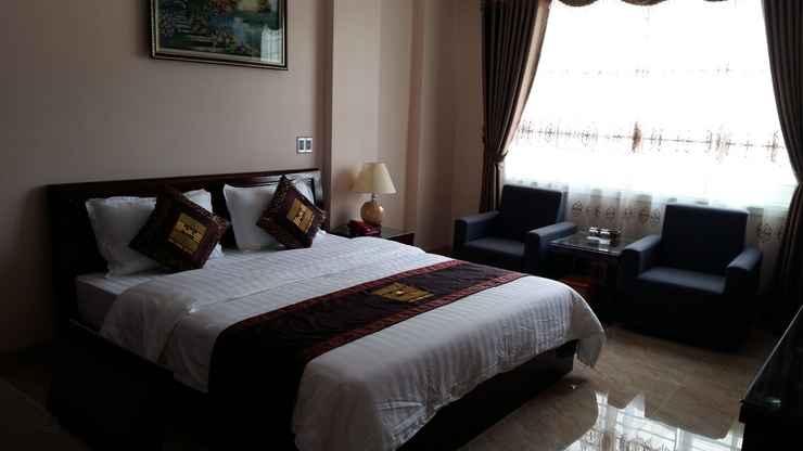 BEDROOM Hoa Cuong Hotel - Ha Giang