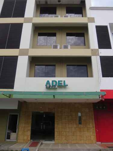 EXTERIOR_BUILDING Adel Hotel