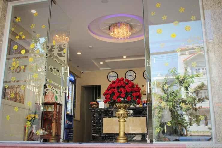 LOBBY Khách sạn Hoàng Long 8