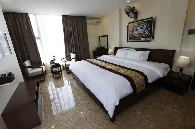 BEDROOM Khách sạn Hoàng Ngọc - Hà Giang
