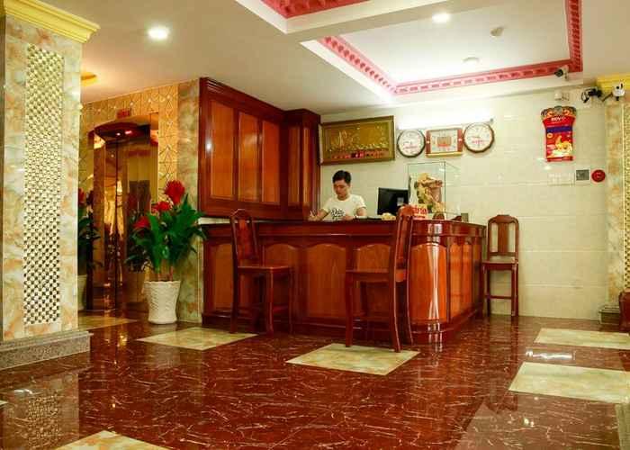LOBBY Khách sạn Tiến Minh Quân