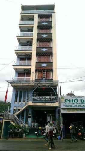 LOBBY Khách sạn Lâm Tùng