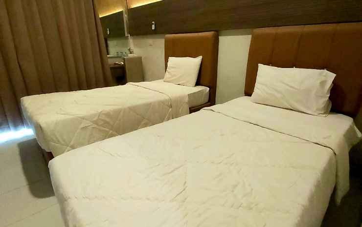 Puri Oasis Hotel Pangkalpinang Bangka - Deluxe Twin