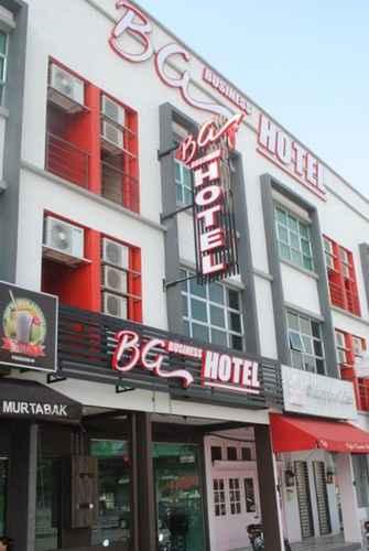 EXTERIOR_BUILDING BG Business Hotel