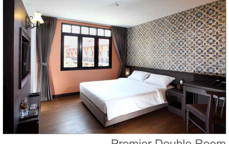 Rambuttri Village Inn and Plaza Bangkok - Premier Double Room Only