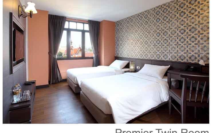 Rambuttri Village Inn and Plaza Bangkok - Premier Twin Room Only