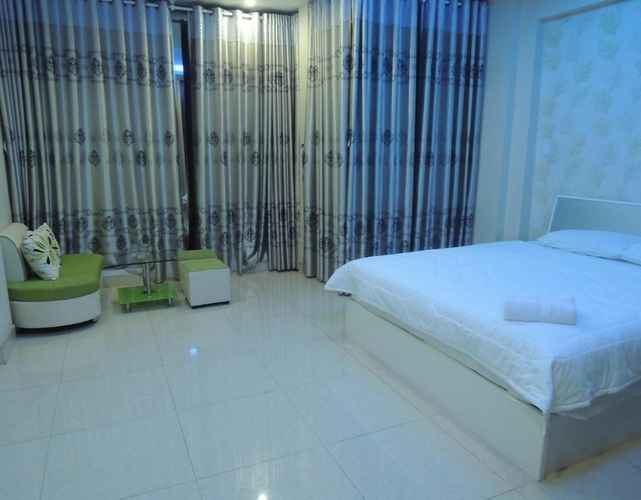 BEDROOM Hoang Kim Long Hotel