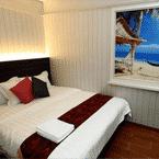 BEDROOM Grand SH Hotel