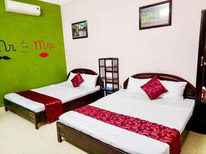 BEDROOM Khách sạn Trường Giang Nha Trang