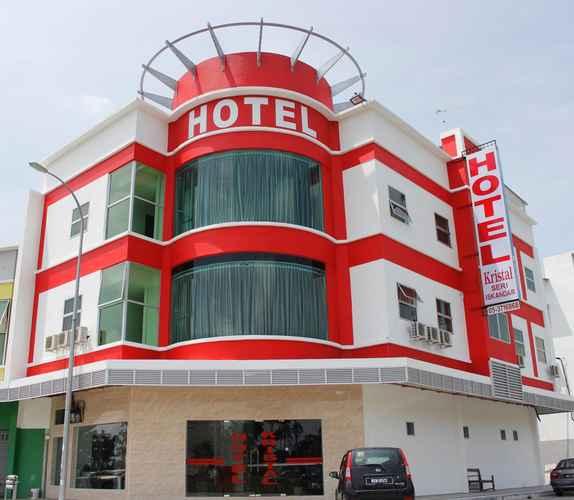 EXTERIOR_BUILDING Kristal Hotel Seri Iskandar
