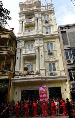 EXTERIOR_BUILDING Royal Hotel  Ha Giang