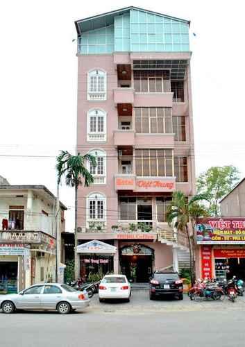 EXTERIOR_BUILDING Khách sạn Việt Trung - Hà Giang