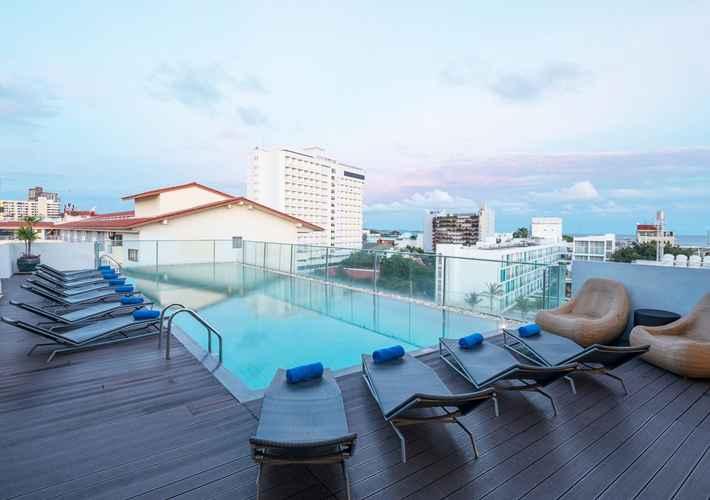 SWIMMING_POOL Travelodge Pattaya