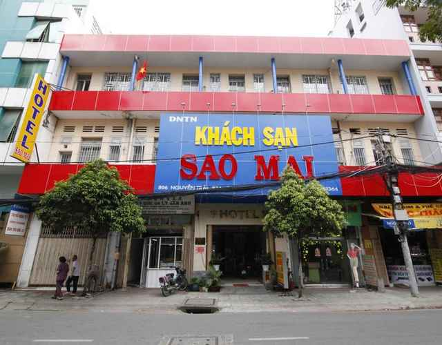 EXTERIOR_BUILDING Khách sạn Sao Mai