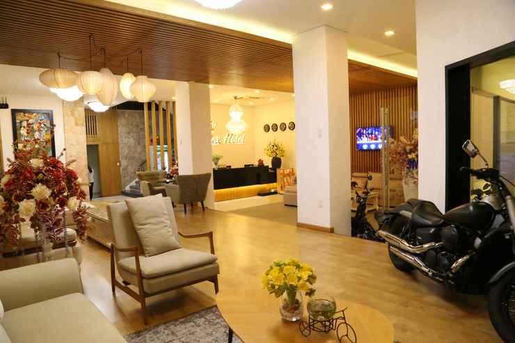 LOBBY Khách sạn Rolex