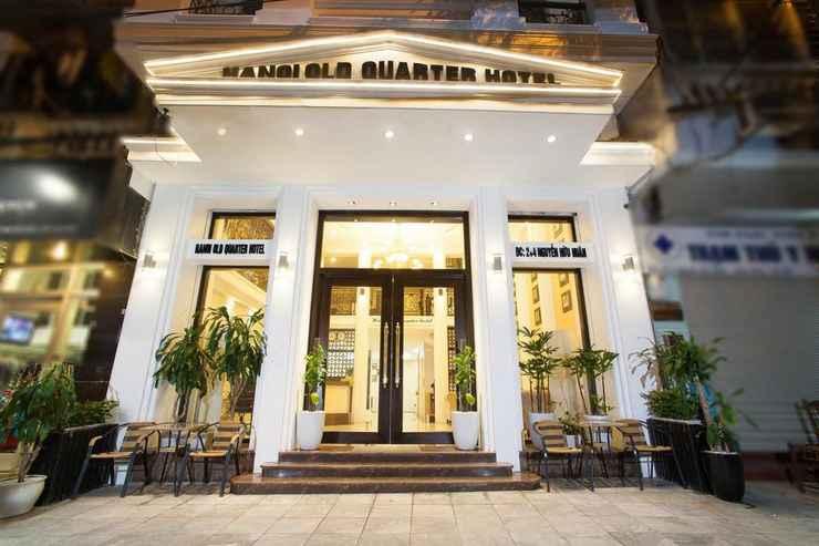 EXTERIOR_BUILDING Hanoi Old Quarter Hotel