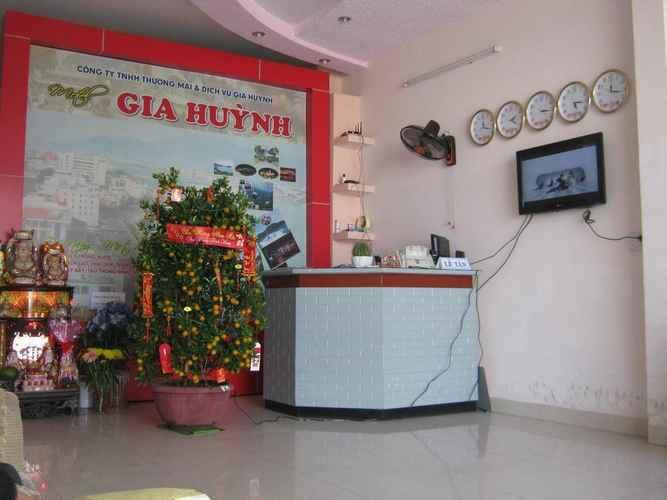 LOBBY Khách sạn Gia Huỳnh