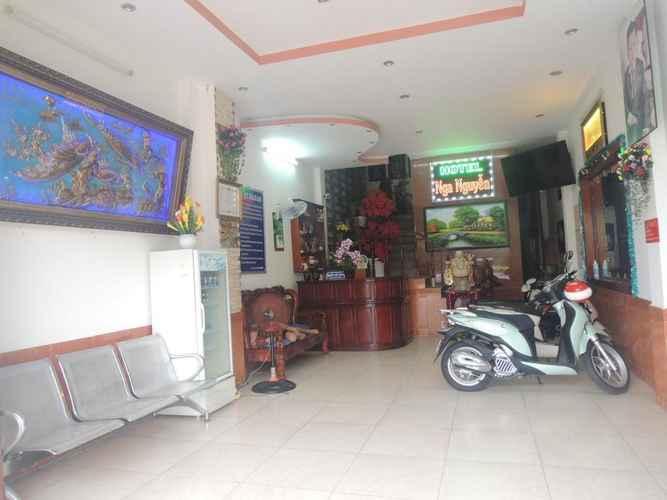 LOBBY Khách sạn Nga Nguyễn