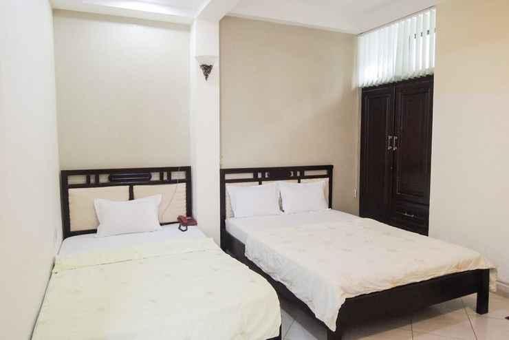 BEDROOM Khách sạn Ngọc Sang II Nha Trang