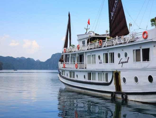 EXTERIOR_BUILDING Du thuyền Aclass Legend