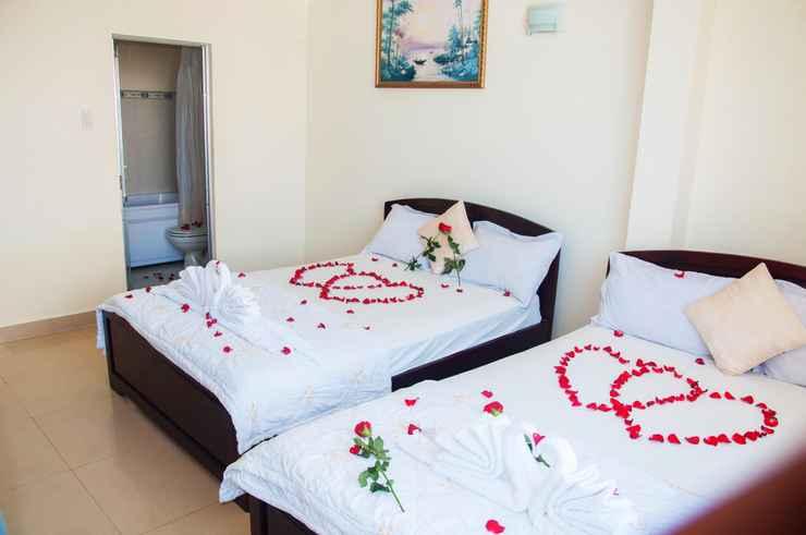 BEDROOM Khách sạn Queen 7 Nha Trang