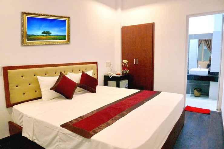 BEDROOM Khách sạn Merlion Nha Trang