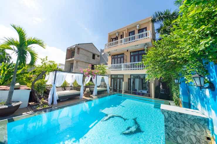 SWIMMING_POOL VIP Garden Hotel Hoi An