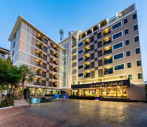EXTERIOR_BUILDING Lawinta Hotel