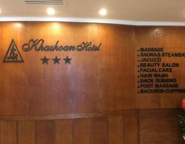LOBBY Khai Hoan Hotel Saigon