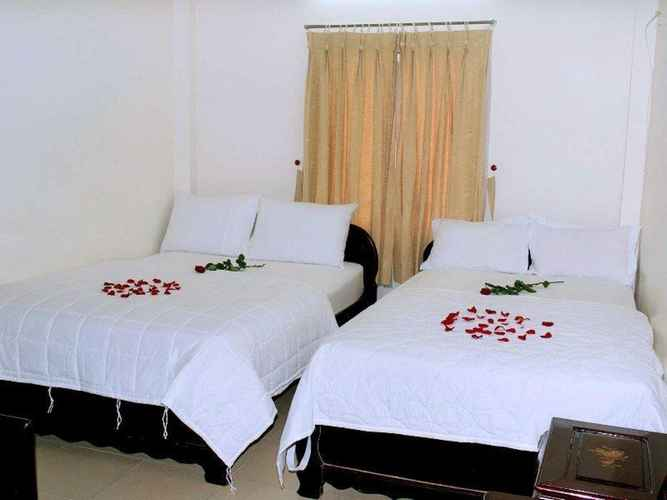 BEDROOM HT3 Hotel Nha Trang