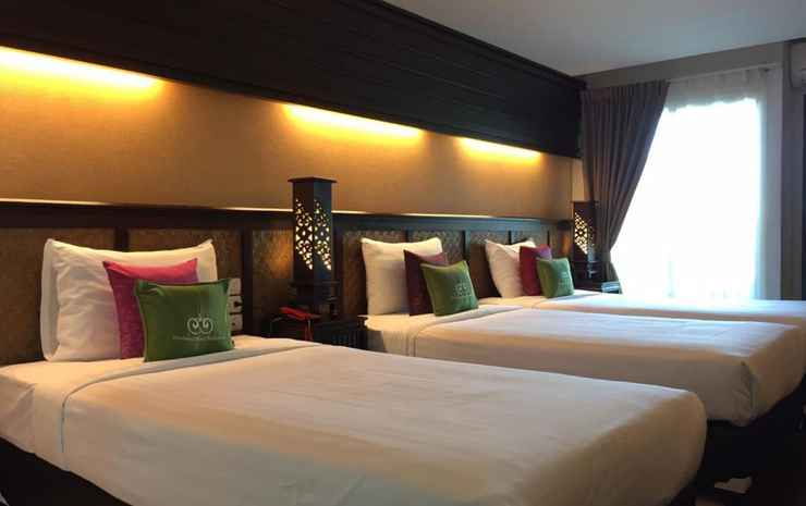 Nordwind Hotel  Chiang Mai - Superior Triple Room